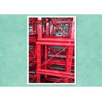 Custom Rack And Pinion Construction Hoist Safety VFD Control For Building Site Manufactures