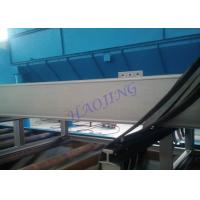 China Industrial Shot Blasting Equipment , Wheel Blast Equipment For Steel Sheet Profile on sale