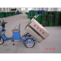 Stainless Steel Electro Cleaning Tricycle For Transport road,street Garbage  and waste  Manufactures