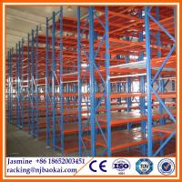 long span warehouse Medium Duty Type Rack for storage Manufactures