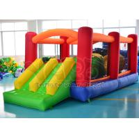 Nylon Residential Inflatable Bounce House , Inflatable Bouncers Obstacle Course Manufactures