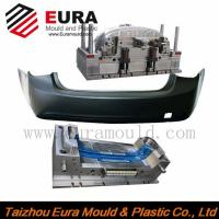 Hot sale high quality low price car bumper mould, plastic injection auto bumper mould/mold Manufactures