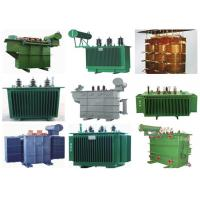 China Outdoor 5 MVA Three Phase Oil Power Distribution Transformer High Voltage 20 KV on sale
