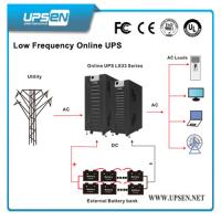 Reliable 3 Phase Online Lf UPS for Commercial Tax Affair Manufactures