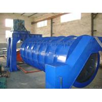 China roller suspension concrete pipe making machine Manufactures