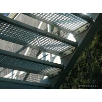 Welded ASTM(A123) Hot dip galvanized aluminum and steel corrosion bar gratings ladder Manufactures
