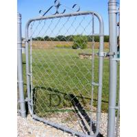 chain link fence gates /uses chain link fence gates/galvanized or pvc coated iron wire Manufactures