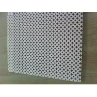 Punched Round Perforated Metal Sheet / custom made Medicine filter screen Manufactures