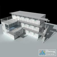 China Environmental Container Modular Homes for Mining Camp In Australia wholesale