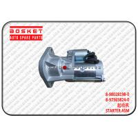 China 8-98028198-0 8-97365824-0 8980281980 8973658240 Starter Assembly Suitable For ISUZU TFR 4JJ1 4JH1 wholesale