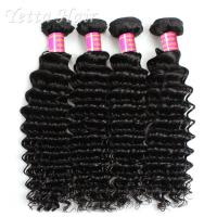 China Malaysian Deep Curly 6A  Virgin Hair Full Head With Soft and Luster wholesale