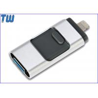8GB USB3.0 USB Memory Stick OTG 3 IN 1 Functions for Different Devices