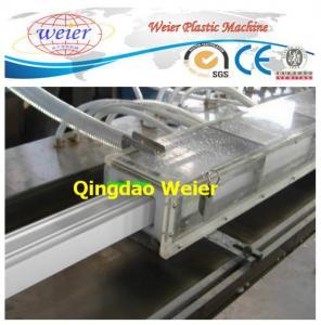 China Z Profile Aluminium V - Slot Profile PVC Window Profile Production Line CE / ISO9001 on sale
