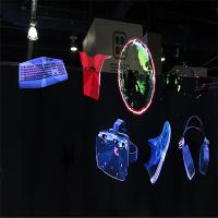 Hypervsn Holographic Projector POV Display for Indoor Advertisement with 174 view angle Manufactures