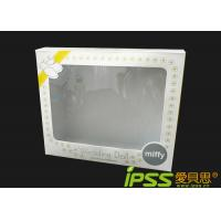 China PP / PVC / PET Display Cardboard Boxes with UV / Hot Stamping on sale