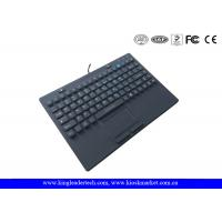 Medical Silicone Waterproof Keyboard with Touch Pad,On/Off Switch Manufactures