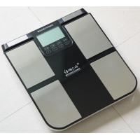 body composition analyzer monitor scale with PC software and A4 printout  app  Bluetooth