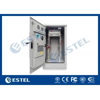 China Air Conditioner Cooling Outdoor Telecom Cabinet 19 Inch Rack Enclosures wholesale