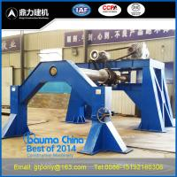 reinforced concrete pipe making machine for big diameter Manufactures
