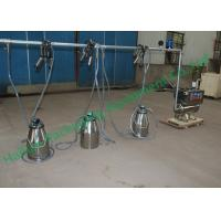 China Electric Motor Driven Bucket Milking Machine for Milking 3 Cows on sale