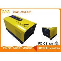 110v / 220v 2000 Watt DC To AC Inverter Low Frequency Pure Sine Wave Inverter Manufactures