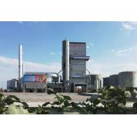 4000 Type Hot Mix Asphalt Plant With Auto Ignition Burner Interlock Protection Function Manufactures