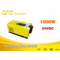Buy cheap off grid home supply pure sine wave 1000w dc 24v ac inverter for led light from wholesalers