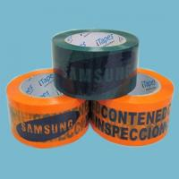 Customized Acrylic Adhesive Colorful Printed Packaging Tape for merchandise Shipping