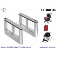 RFID Electronic Pedestrian Swing Turnstile Barrier Gate Systems Manufactures