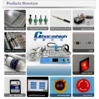 LED Homemade Pick And Place Machine SMT / PCB Assembly Equipment