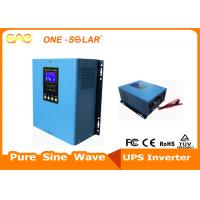 UPS Solar Powered Inverter 1kW 1.5KVA DC AC Auto Switch In Off Grid Solar System Manufactures