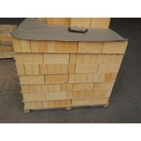 High Temperature Fire Clay Bricks , Fireclay Bricks For Metal Mixer Furnace , Blast Furnaces