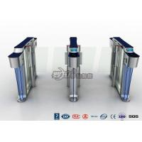 Industrial Swinging Speedgate Turnstile Access Control For Public Areas Manufactures