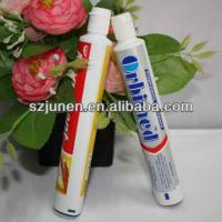 Aluminum & Plastic packaging tube for toothpaste, ointment Manufactures