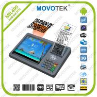 China Movotek Android Handheld Terminal with Bar code Scanner, RFID Reader and Thermal Printer wholesale