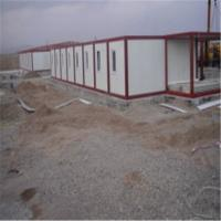 China Easy to Transport Prefab Tiny Container Homes Prefab Container Homes wholesale