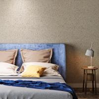Buy cheap Natural Material Bedroom Feature Wallpaper Stone Textured Interior Room Decor from wholesalers