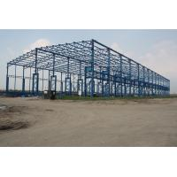China ISO Standard Larger Span Workshop Steel Structure Construction wholesale