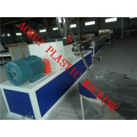 CE ISO9001 WPC Profile Production Line WPC Wood Plastic Profile Making Machine Manufactures
