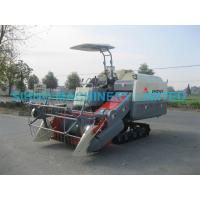 SIHNO 4LZ-2.2Z Full Feed Rice Wheat Combine Harvester Manufactures
