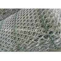 2*1*1 4*1*1 Gabion Wire Mesh Hot Dipped Galvanized And Pvc Coated Manufactures