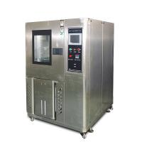 China 150L Programmable Temperature Humidity Chambers With Air - Cooling on sale