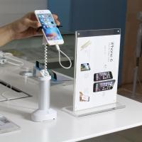 COMER mobile phone charger display stand gripper display rack mounting bracket Manufactures