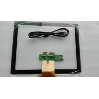 multi touch projected capacitive touch panel 17inch with USB for kiosk Manufactures
