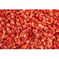 China Frozen Red Pepper Dices,Frozen Vegetables wholesale