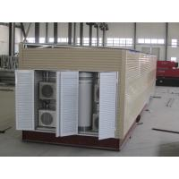 Modern Modular Homes Easy And Quick Installation House Yellow Motor Homes Manufactures