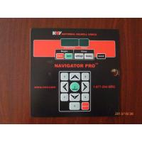 Professional Waterproof Push Button Membrane Switch For Electronic Reading Machine Manufactures