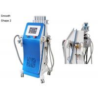 China 3Mhz Dual Ultrasound Weight Loss Freeze Fat Machine With Laser Lipo Cavitation RF on sale