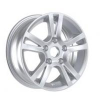 China 5 Hole 14 Inch Alloy Wheels Polish With Full Painted For AUDI / VW on sale