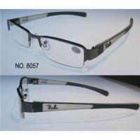 Half frame metal reading glasses Manufactures